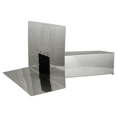 Stainless Steel deck and roof scupper. Made by Thunderbird Products. Perfect for marine environments and where top quality flashing materials are demanded.