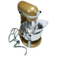 600 6-Quart Stand Mixer, Brass Pearl:  Kitchen & Dining