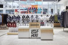 Soda Bloc store by TDC&Co. Midrand – South Africa » Retail Design Blog