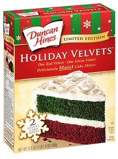 Save $0.50/1 Duncan Hines Holiday Velvet Cake Mix Coupon! ONLY $1.28 @ Walmart! Read more at http://www.stewardofsavings.com/2014/10/save-0501-duncan-hines-holiday-velvet.html#qHgzbTXHHVwrHI0s.99