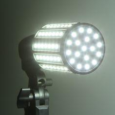 15W E27 102 5050 SMD 1800LM 360�� LED Corn Bulb Light Lamp 200-230V White