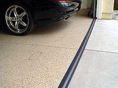 How to Make Your Garage Door Weathertight & Xtreme WEATHER GUARD GARAGE DOOR THRESHOLDS Kits and Custom Lengths ...