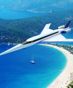 The pace of travel is about to hit hyperdrive with these luxury jets that plan to shorten cross-country flights by hours.