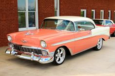 1956 Chevrolet Bel Air...Brought to you by #CarInsurance@Houseofinsurance Eugene Oregon
