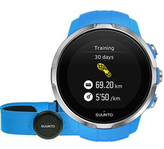 Suunto Watch Spartan Sport Blue HR #add-content #bezel-fixed #bracelet-strap-rubber #brand-suunto #case-depth-17mm #case-material-steel #case-width-50mm #classic #delivery-timescale-1-2-weeks #dial-colour-lcd #gender-mens #movement-quartz-battery #new-product-yes #official-stockist-for-suunto-watches #packaging-suunto-watch-packaging #style-sports #subcat-spartan #supplier-model-no-ss022652000 #warranty-suunto-official-2-year-guarantee #water-resistant-100m