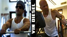 Vin Diesel - Training | Workout Motivation
