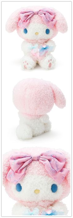 My Melody Plush.  If you wanna buy, contact: info@route19-store.com