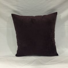 grey and purple cushions in Home, Furniture & DIY, Home Decor, Cushions | eBay