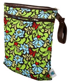 Planet Bambini  - Planet Wise Wet/Dry Bag, $21.00 (http://www.planetbambini.com/planet-wise-wet-dry-bag/)