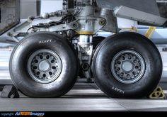 Boeing 747-400F Landing Gear