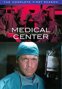 Medical Center 1st Season DVD's Classic Television Series Chad Everett 883316283189   eBay