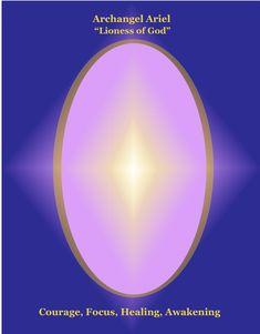 Archangel Ariel :: Fourth Dimensional Shift