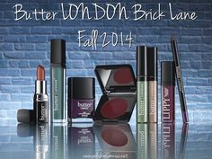Butter Polish Fall 2014 | Are you craving FALL yet? butter LONDON's Brick Lane collection is out ...