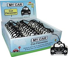 Maybe your car is your greatest hobby so make sure you keep it smelling fresh wi - Car Fresheners - Ideas of Car Fresheners - Maybe your car is your greatest hobby so make sure you keep it smelling fresh with these car fresheners from Clover Fields Clover Field, Car Smell, Car Freshener, Great Hobbies, Fresh And Clean, Handmade Soaps, Car Car, Fields, How To Make