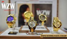 O impecável relógio WZW, com conceito Alemão, além de possuir um design exclusivo que valoriza cada detalhe do produto, tem alta tecnologia e um excelente padrão de qualidade, oferecidos numa garantia de dois anos ao consumidor.  Conheça todos os modelos do nosso lançamento, Coleção Freiheit, além de nossas outras 5 coleções através do site:  www.wzwrelogios.com.br   Você irá se surpreender com a beleza e sofisticação dos nossos relógios.  #WZWRelógios #RelógiosSofisticados #ColeçãoFreih