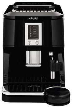 KRUPS EA8442 Falcon Fully Automatic Espresso and Cappuccino Machine Review