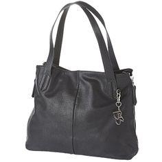 Tasche mit Zippern - Praktische Tasche in Schwarz von Betty Barclay. Dezent und unschlagbar - auf diese Tasche kann und will man nicht verzichten! - ab 69,99€