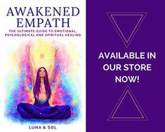 Awakened Empath eBook Advertisement Image