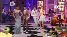 NOW AVAILABLE: The Sims 4 Luxury Party Stuff for PC/Mac Download | Origin Games