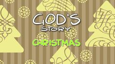 Day 22: God's Story: Christmas. People had been waiting a long time for the Rescuer God had promised (Isaiah 7:14; 9:6-7). Through people like Zecha...