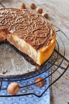 Winter Food, Nutella, Tiramisu, Cheesecake, Sweets, Ethnic Recipes, Good Stocking Stuffers, Cheese Cakes, Goodies