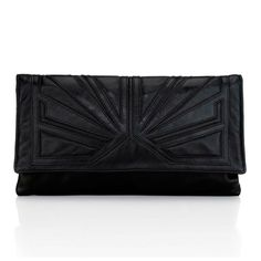 Soft Lucy Clutch Black- need that Gatsby vibe sometimes
