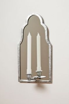 Seaworn Wall Sconce #Anthropologie #PinToWin