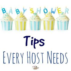 Baby shower tips every host needs -- break these outdated baby shower rules for a fun, fresh take to celebrate a baby's arrival! http://thestir.cafemom.com/pregnancy/176541/baby_shower_etiquette_rules