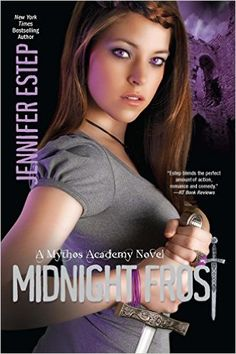 Midnight Frost (The Mythos Academy, Band Kindle, New York Times, Mythos Academy, Saga, Pop Up, Science Fiction, Kensington Books, Personal Library, Fantasy