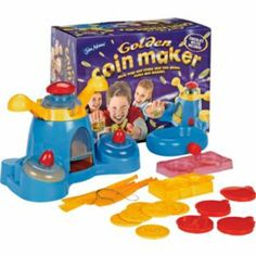 Buy Golden Coin Maker at Argos.co.uk - Your Online Shop for Arts, crafts and creative toys, Cooking role play.
