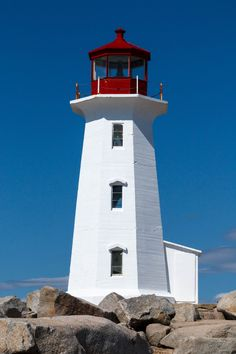 I spent a week at Peggy's Cove, Nova Scotia, Canada and need to figure out when I am going back!