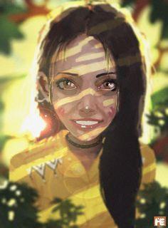 smiley face , Abd lhamid ELLIMOUNI on ArtStation at https://www.artstation.com/artwork/WGq2G