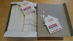 New stock of Attic mints has arrived!