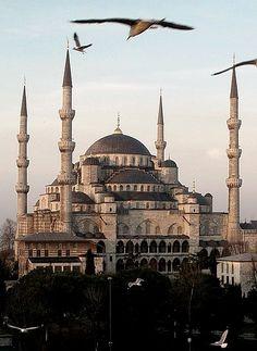 Ayasofya, Istanbul | looks like Naboo from Star Wars