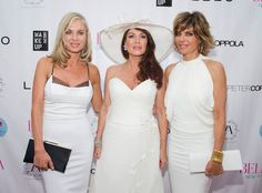 Lisa Vanderpump's White Party Brings Bravo's Biggest Stars Together—Get the Details and See Pics From the Bash!  Bella Magazine White Party