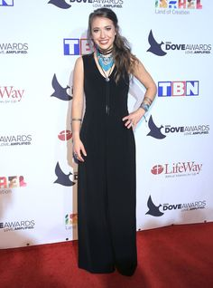 10/11/16 Lauren Daigle, 47th Annual Dove Awards #laurendaigle