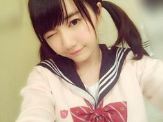 """""""女子高生社長""""の椎木里佳さんのはずなんだけど、誰だこれとしか思えないし、やっぱ柏木由紀っぽい。まあ可愛い写真だからなんでもいい笑"""