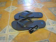 Men's O'neill flip flops thongs sandals 13 friction 2 charcoal 12184307 NEW surf  1