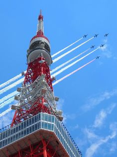 Hakodate, Tokyo Tower, Air Show, Heart Attack, Military Aircraft, Draw, Places, Trapper Keeper, To Draw