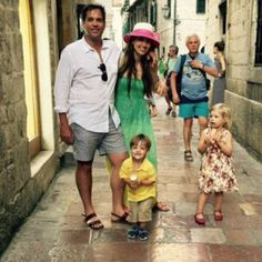 michael weatherly and wife - Google Search