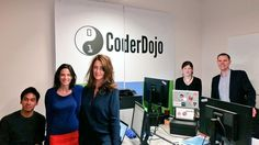 Great to discuss collaboration for the Startup Gathering with CoderDojo Collaboration, Ireland, How To Plan, Irish