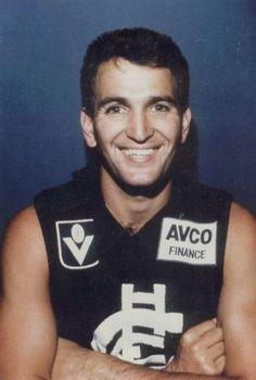 Wayne Johnston Carlton Football Club, Baggers, Blues, Australia, Rock, Navy, Sports, Hale Navy, Hs Sports