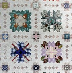 patchwork of the crosses | Lucy Boston Patchwork of Crosses