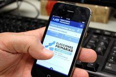 Se podrán seguir los resultados parciales y finales de las PASO a través del celular. Enterate cómo bajarte la aplicación en esta nota. http://www.diarioveloz.com/c101431