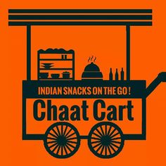 Fresh unique & vintage logo design done for chaat cart.  Yes you heard right. Chaat cart is Dubai based startup that will be presenting hot n spicy Indian chaat & snacks items on wheels in an unique way around Dubai city.  Please put your opinions in the comment box. :) - http://ift.tt/1HQJd81