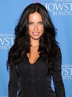 Adriana Lima #belleza #estetica celebritybabies