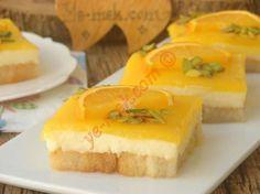 Portakalın hoş aroma ve kokusuyla yapacağınız, nefis ve pratik bir tatlı tarifi...