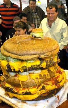 food challenges | ... Man v. Food' host Adam Richman stomach our local challenges? -- UPDATE