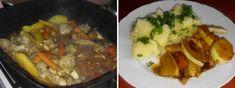 patizonovy-gulas-8 Beef, Vegetables, Food, Meat, Essen, Vegetable Recipes, Meals, Yemek, Veggies