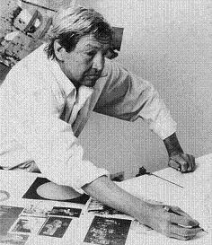 Robert Rauschenberg Portrait